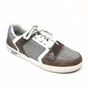 Men's Penguin Munsingwear Moby Low Sneakers Sz 10M